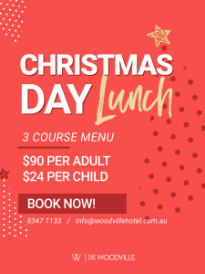 Woodville Christmas Day 2020
